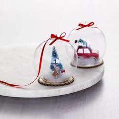 Jul i en glaskuppel - Panduro Hobby