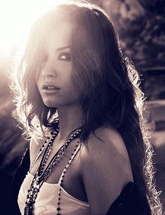 Demi Lovato ♥ She's broken, unbroken, strong and a warrior all at once!