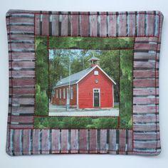 Gen Obata Arts: Really Small Michigan Quilts