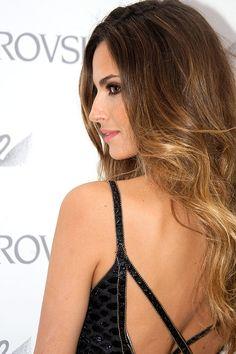 Ariadne Artiles...love her hair!