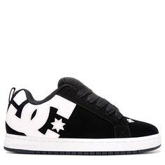 4fb90035e7 DC Shoes Men's Court Graffik Skate Shoes (Black) Dc Shoes Men, Shoes  Sneakers