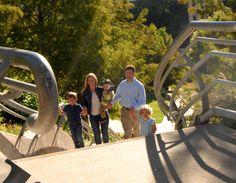 Good Places to Take Family Photos in Houston