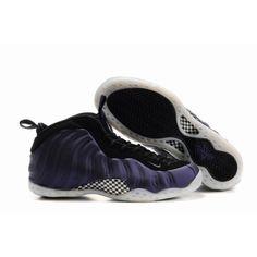 Nike Air Foamposite One Purple Varsity Black
