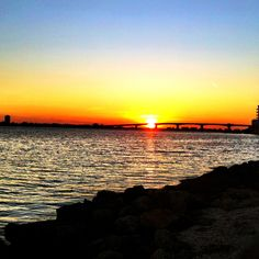 Sunset in Sarasota