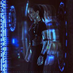 Time Alternation. by hybridgothica.deviantart.com on @DeviantArt