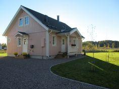 Älvsbytalo Suometar , 2 h+k+s, 81 m² + yläkerta 38 m² Shed, Outdoor Structures, Barns, Sheds