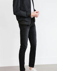 Image 3 of SLIM JEANS from Zara