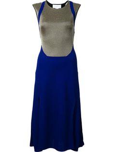 ESTEBAN CORTAZAR 'Varsity' dress. #estebancortazar #cloth #dress