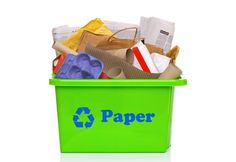 While recycling office paper is a good idea, the most cost-effective waste management strategy is reduction. Attacking paper waste can reduce operating costs.