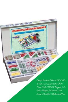 33 best snap circuits images snap circuits maker space circuit board rh pinterest com