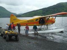 Float Planes at Lake Chelan