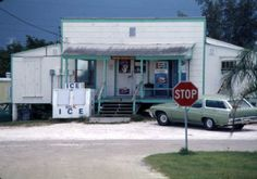 Store in Everglades City, Florida.