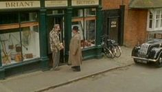 Foyle's War  Invasion  Fishing tackle shop