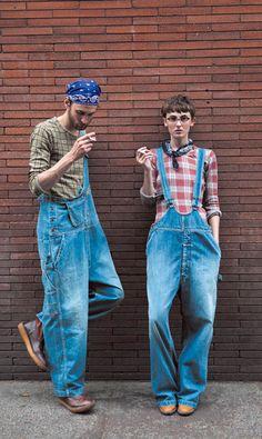 salopette jeans: come indossarla? Industrial Chic, Industrial Lighting, Industrial Bookshelf, Industrial Bedroom, White Industrial, Industrial House, Industrial Wallpaper, Industrial Closet, Industrial Restaurant