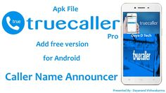 How to get Truecaller premium apk free download  for Android phone  / ad...