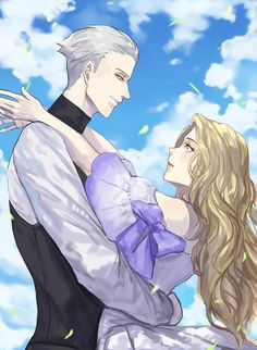 Miko and Cass Chica Anime Manga, Anime Oc, Anime Couples Manga, Cute Anime Couples, Kawaii Anime, Anime Guys, Anime Art Girl, Manga Art, Manga Romance