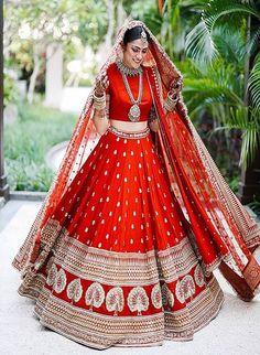 Indian Lehenga, Sabyasachi Wedding Lehenga, Wedding Lehnga, Bridal Lehenga Choli, Red Lehenga, Lehenga Skirt, Wedding Wear, Plain Lehenga, Sabyasachi Lehenga Bridal