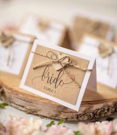 DIY Wedding Centerpieces: Tips and How-To - Put the Ring on It Vintage Place Cards, Rustic Place Cards, Beach Wedding Invitations, Wedding Stationery, Event Invitations, Invitation Design, Invitation Cards, Invite, Wedding Matches