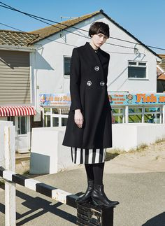 Season Highs | SSENSE In a suburban landscape, our pick of Fall's strongest editorial pieces. Featuring bold fabrications and eclectic shapes from Helmut Lang, Vetements, Stella McCartney, Acne Studios, Noir Kei Ninomiya, and Junya Watanabe.
