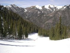 Taos Mountains.  Taos is a spiritual place, and you feel it when you're there.  I love it there!