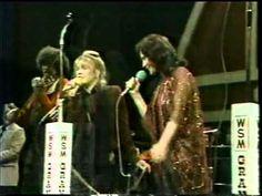 Loretta Lynn, Sissy Spacek, You Ain't woman enough, Grand Ole Opry 1979.  @Sara Edwards, this rules.
