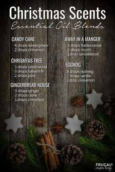 Holiday Rosemary Wreath Craft Christmas Scents Essential Oil Blends for Winter. A host or hostess will love these ideas for how to make your house smell good including our Farmhouse Holiday Rosemary Wreath Craft and Christmas Scents Essential Oils Blends. Essential Oils Christmas, Pine Essential Oil, Vanilla Essential Oil, Essential Oil Candles, Essential Oil Scents, Essential Oil Diffuser Blends, Doterra Essential Oils, Young Living Essential Oils, Nutmeg Essential Oil Recipe