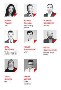 Zespół Zarządzający, Rada Nadzorcza - O Wirtualnej Polsce