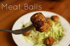 Vegan Meat Balls