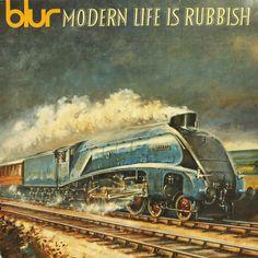 Blur, Modern Life is Rubbish (1993)