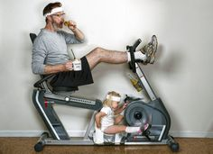 World's Best Father Photo Shoot by Dave Engledow