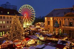 It's officially December (can you believe it?!) which means across Europe, Christmas market season has...