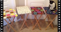 Making Pressing Tables, would be good for quilt retreats