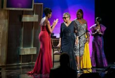 The BET award was a great blessing and to have an award given to me by the First Lady was a surprise for which I am sincerely grateful. Great actors honored me by reciting my poetry they are Queen Latifah, Jill Scott, Willow Smith and Cicely Tyson.