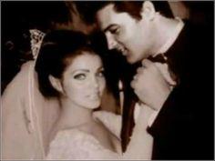 Rare: Elvis and Prisilla