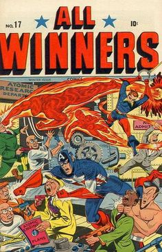 All-Winners Comics #17