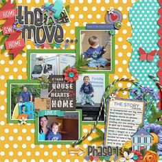 Layout using {House and Home} Digital Scrapbook Kit by Clever Monkey Graphics available at Gingerscraps http://store.gingerscraps.net/house-and-home-by-Clever-Monkey-Graphic.html #clevermonkeygraphics
