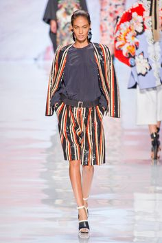 Prints, Cuts & Shapes to Look for in 2013:  Stripes Forever