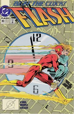 Flash 83  October 1993 Issue  DC Comics  Grade NM by ViewObscura