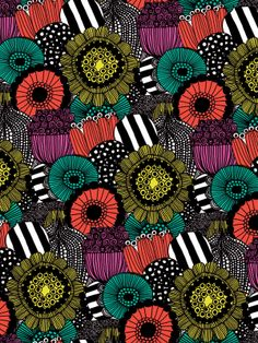 At their best, colors can brighten your day. | Banana Republic x Marimekko