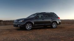 Subaru Outback | The New 2014 Outback Wagon. One of the few mini vans that I won't mind driving