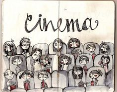cinema | Flickr - Irene G. Lenguas