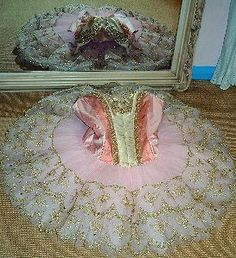Rossetti Costumes - Classical Tutus and Dance Costume - Aurora Tutu from 'Sleeping Beauty'