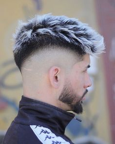 Stunning Haircuts for Men - Vincisjournal Trendy Mens Haircuts, Cool Hairstyles For Men, Hairstyles Haircuts, Hairstyle Ideas, Young Men Haircuts, Bridal Hairstyle, Short Hairstyle, Mens Hair Colour, Hair Color And Cut