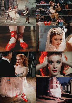 a list of favorite fairytale adaptations:The Red Shoes, UK, 1948