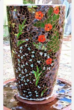Mozaik vazo