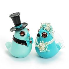 Tiffany and Co. Cake Decorations | Tiffany Blue Cake And Co