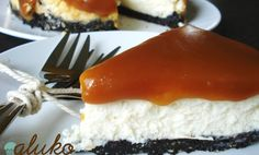 Oreo- Caramel Cheesecake,New York Style!