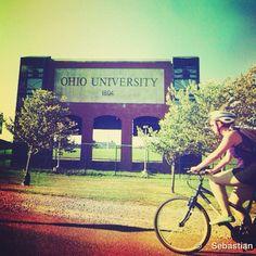 #Ohio University in #Athens