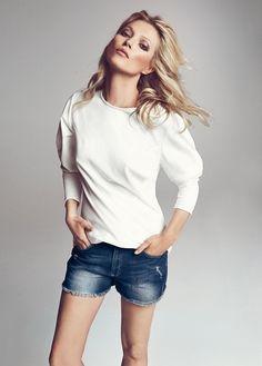 MANGO AW12-13  Camiseta volumen hombros  12,99€  Color: blanco  Ref. 71208481