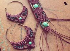 Braccialetto e orecchini